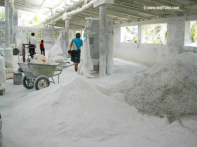 Lime Factory, Cochin, Kerala