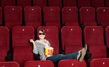 Watching Films Alone