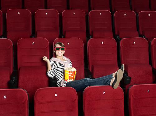 Watching Films Alone - Movie Mania