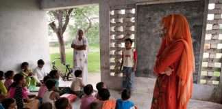 Rural School Mewat Haryana