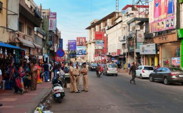 Commercial Street Bangalore