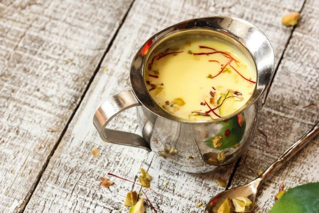 Thandai Indian Summer Drinks