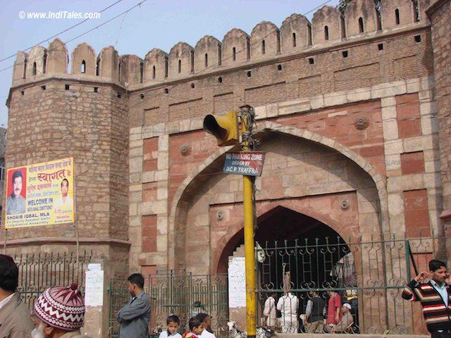 Turkman Gate Old Delhi