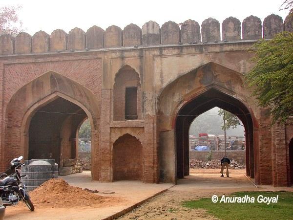 Kashmere Gate Delhi