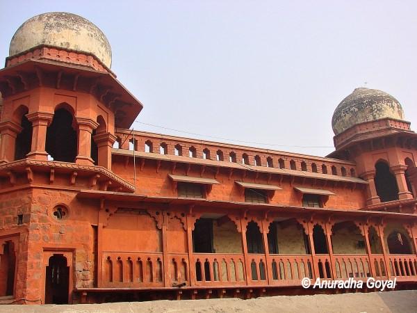 Old Building of St Stephens College, Delhi