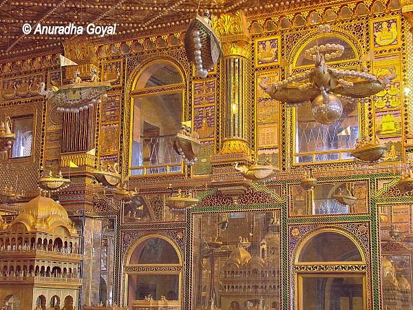 Soniji ki Nasiyan or Lal Mandir in Ajmer