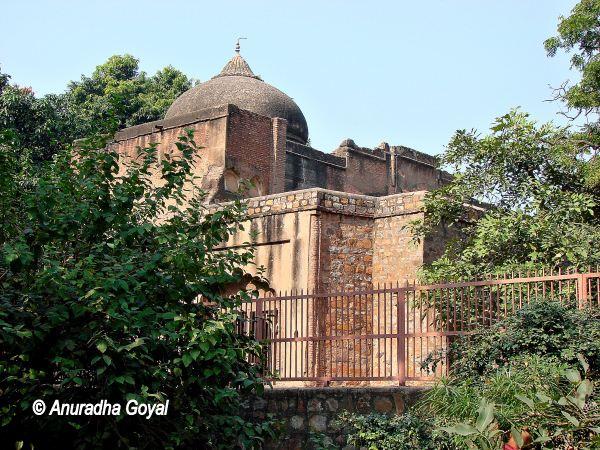 Chauburji Masjid North Ridge Delhi