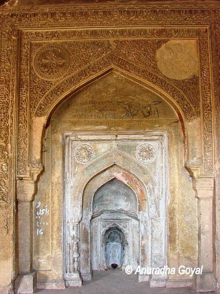 Balban and Khan Shahid Tombs at Mehrauli Archaeological Park