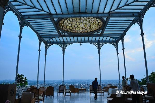 Falaknuma Palace, Hyderabad