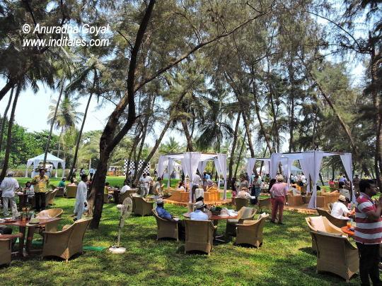 Cashew Trail Festival at Park Hyatt, Goa
