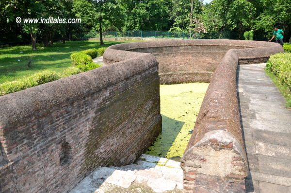 Helican Step Well at Champaner