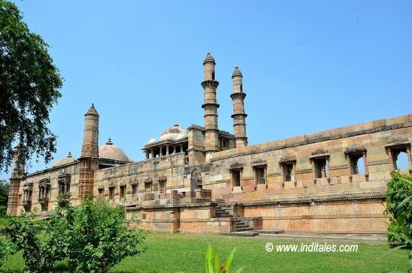 Jami Masjid Champaner