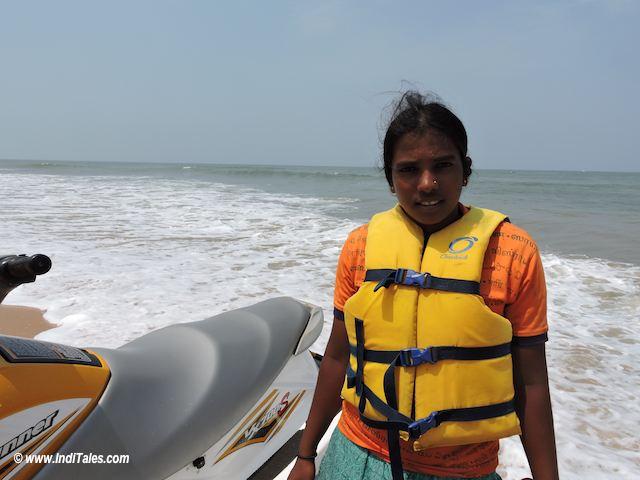 Chandrabathi - The adventure Girl of Karnataka