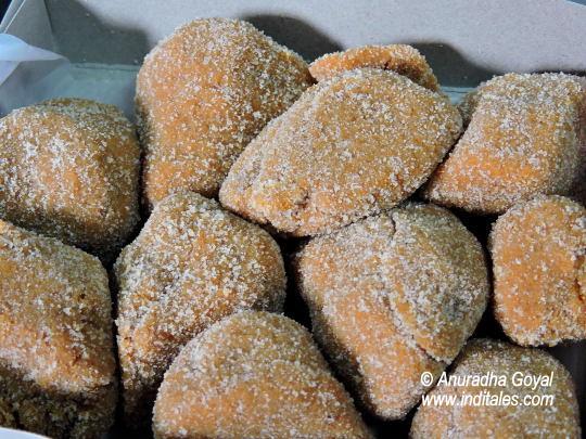 Indian sweet Dharwad Pedha