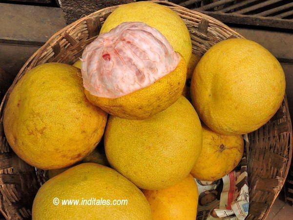 Sweet Lime - Fruits of Goa, Goa Summer Delights