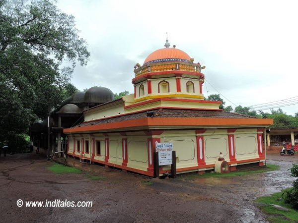 Rudreshwar Temple, Arvalem, Goa