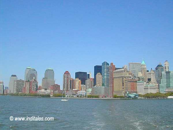 Skyline or Cityscape - My visit to New York