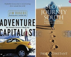 Travel Books on Expedition