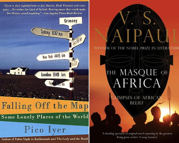 Travel Books - In search of Obscure