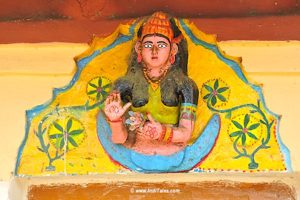 Folk Art of Central India, Ranchha Village, Bandhavgarh