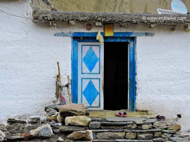 Giu Village Door