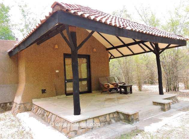Sit Out at Kings Lodge Bandhavgarh