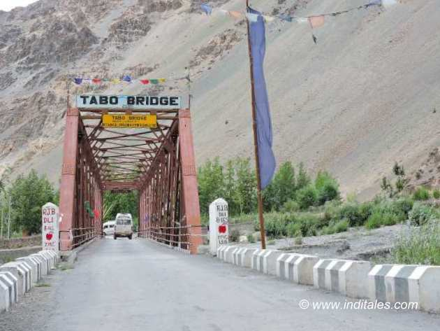 Tabo Bridge