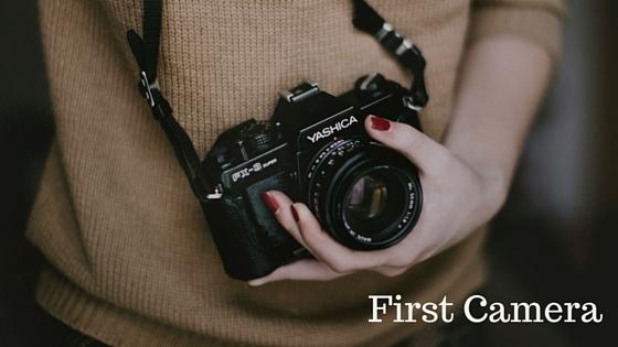 My first camera - my first love