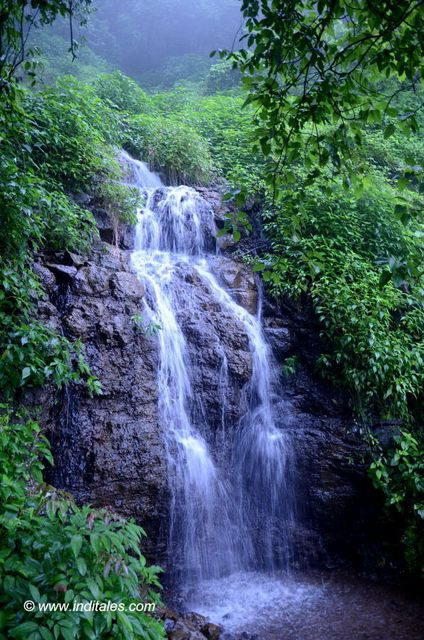 Waterfalls at Amboli Ghat