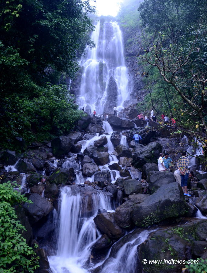 Amboli Ghat main Waterfalls Tourist places in Maharashtra