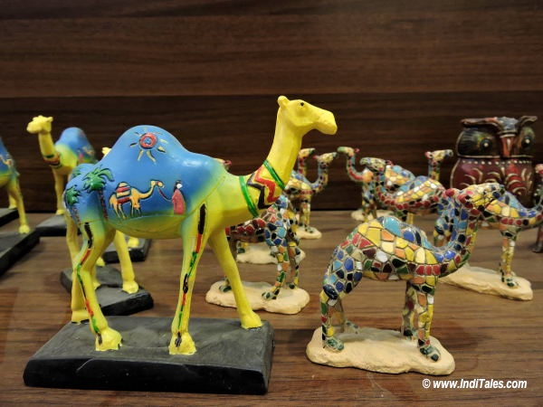 Crafted Camels from Jordan