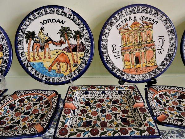 Ceramics in Jordan
