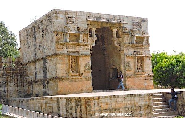 Gate of Jauhar Sthala, Chittorgarh