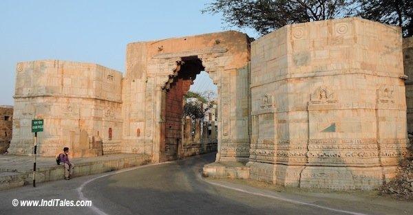 Ram Pol Chittorgarh Fort