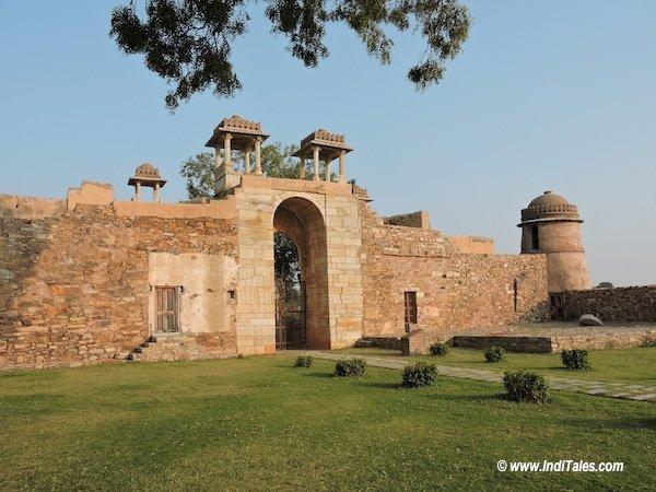 Ratan Singh Palace, Chittorgarh, Rajasthan