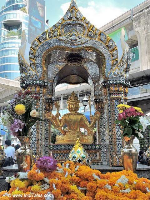 Erawan Shrine Ratchaprasong Bangkok