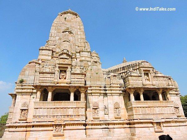 Kumbhaswami Temple, Chittorgarh Fort Temples