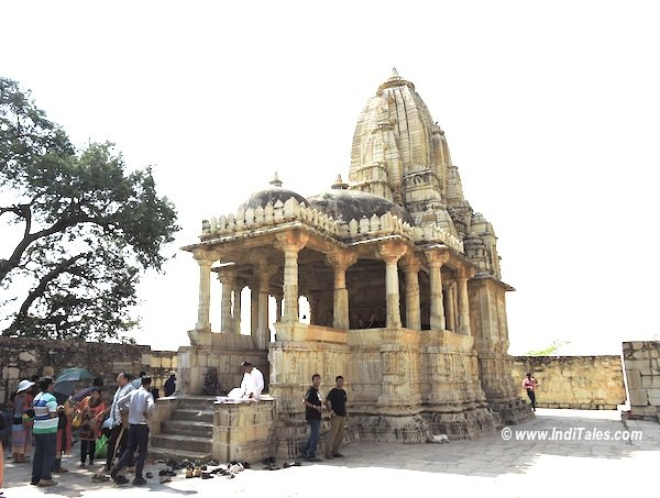 Mira Bai temple, Chittorgarh Fort Temples