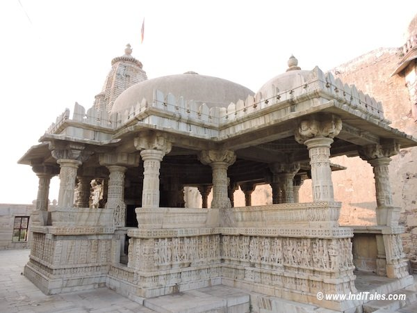 Rataneshwar Mahadev Temple, Temples of Chittorgarh Fort