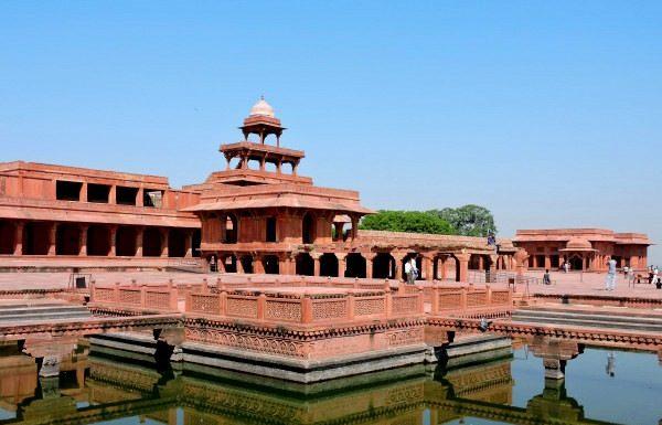 Anup Talao at Fatehpur Sikri Agra