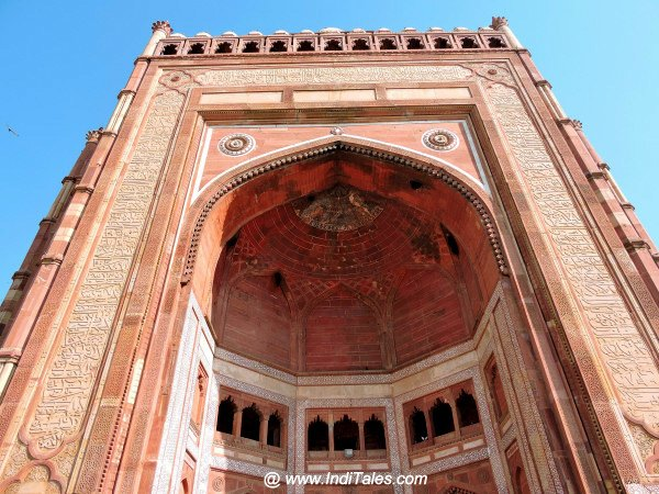 Buland Darwaza Fatehpur Sikri Agra