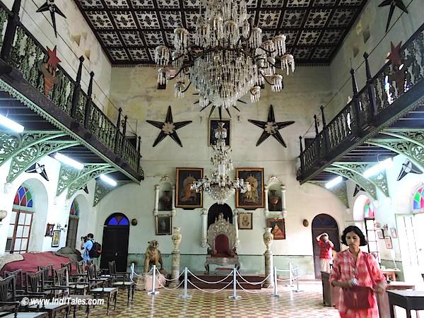 Durbar Hall Sawantwadi Palace