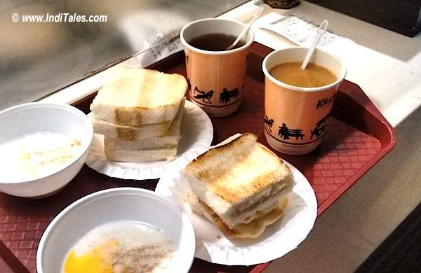 Kapi & Kaya Toast