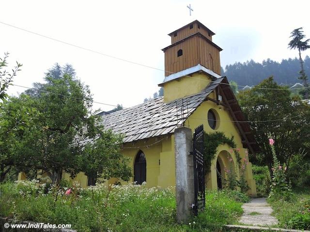 St Mary's Church, Kotgarh, Himachal Pradesh