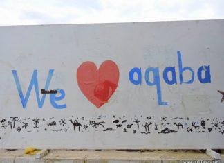 Aqaba Street Art