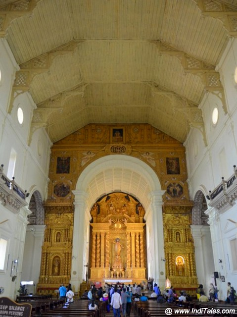 Basilica Bom Jesus Church, Old Goa