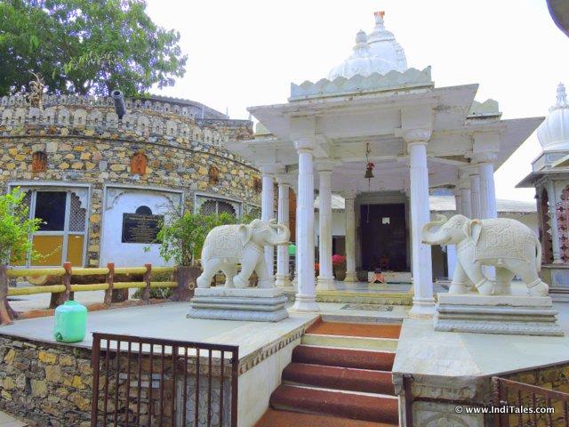 Shiva Temple at Maharana Pratap Memorial