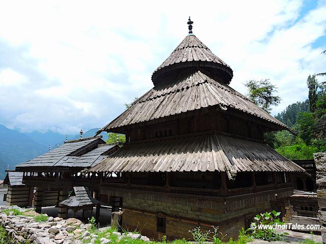 Tripura Sundari Temple, Naggar, Himachal Pradesh