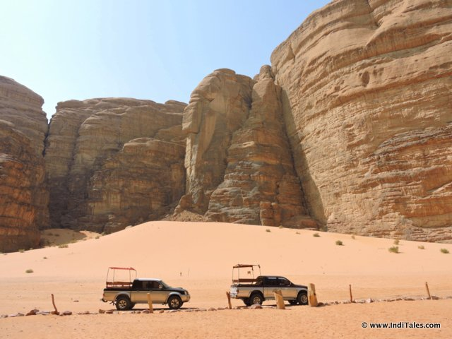 Jeep Safari Wadi Rum Jordan