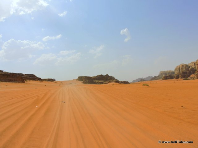 Wadi Rum - A UNESCO World Heritage Site
